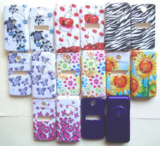 Sony Ericsson TM506 (T-Mobile) - Faceplate Phone Cover DESIGN,COLOR Ca