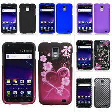 For AT&T Samsung Galaxy S 2 II Skyrocket i727 Colorful Design Hard Cas