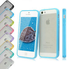 New Ultra Thin Transparent Crystal Clear Hard TPU Case Cover For iPhon