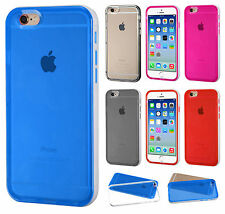 For Apple iPhone 6 PREMIUM Glossy TPU Protector Hard Skin Phone Cover Case