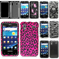 For AT&T Samsung Captivate Glide i927 Colorful Design Hard Case Cover