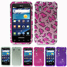 For AT&T Samsung Captivate Glide i927 Colorful Bling Hard Case Cover A
