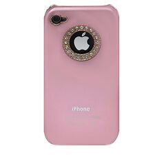 Luxury Deluxe Rhinestone Diamond Bling Case Cover for Apple iPhone 4 ,