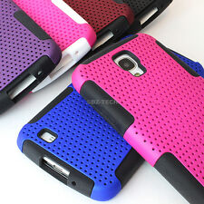 For Samsung Galaxy S4 S IV Active I537 APEX Hybrid Gel Hard Soft Case