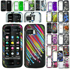 Any Rubber Feel Skin Hard Case For Nokia XpressMusic,Nuron 5800,5230,5
