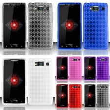 For Motorola Droid RAZR HD XT926 TPU Gel Skin Case Cover