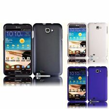 For Samsung Galaxy Note N7000 i717 i9220 Rubberized Phone Case Cover