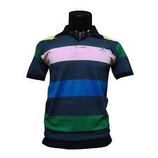 Mens Striped collar -T-Shirt (Size-large ) ( SKU - JC89433 )