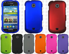 For Samsung Galaxy LEGEND i200 Rubberized HARD Protector Case Phone Cover