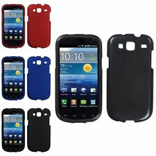 Carbon Fiber/coated Hard Case Cover For SAMSUNG Galaxy Stratosphere III I425