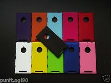 Premium Imported Hard Back Shell Cover Case Matte For Nokia Lumia 830