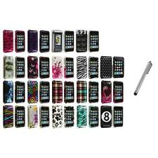 For iPhone 3G S 3GS Design Hard Snap-On Case Skin Cover Accessory+Meta