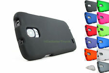 for Samsung Galaxy S IV 4 S4 Active i537 Matte Feel Snap-On Case Cover+PryTool