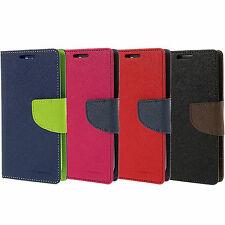 Micromax Canvas Nitro A310 cover, A310 Leather Flip cover With card holder