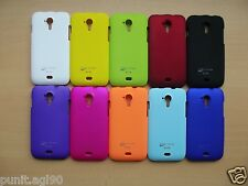 Premium Hard Back Shell Cover Case Matte For Micromax Canvas HD A116 Print
