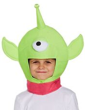 Alien Hat Green One Eyed Child Hat Toy Story Monster World Book Day Halloween