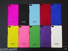 Premium Imported Hard Back Shell Cover Case Matte For Gionee Elife E6 LOGO