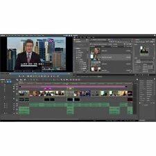 Grass Valley EDIUS Workgroup 8 Professional Video Editing Software