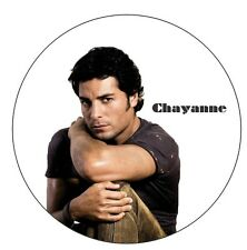 Parche imprimido /Iron on patch, Back patch, Espaldera /- Chayanne