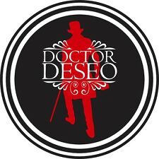Parche imprimido /Iron on patch, Back patch, Espaldera /- Doctor Deseo