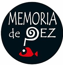 Parche imprimido /Iron on patch, Back patch, Espaldera /- Memoria de Pez