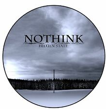 Parche imprimido /Iron on patch, Back patch, Espaldera /- Nothink, A
