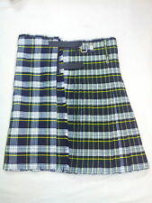 SL Dress Gordon Kilt 8 Yards/Scottish Kilt Dress Gordon Tartan/Highland Kilts
