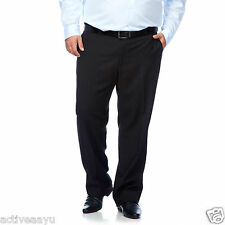 Formal Black Trousers Pants by John Wiley | Size : 40, 42 & 44
