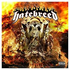 Parche imprimido /Iron on patch, Back patch, Espaldera / - Hatebreed