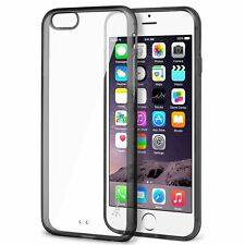 For Apple iPhone 6 6s Plus Case Thin Transparent Crystal Clear Hard TPU Cover