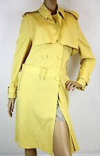 $2550 New Authentic Bottega Veneta Womens Wool Trench Coat Jacket 307691 9441