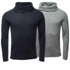 Jack & Jones Strickpullover jjorTORONTO KNIT HIGH NECK Herren Pullover Baumwolle