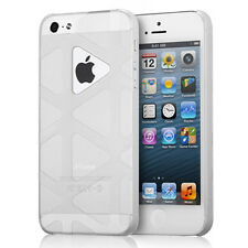 For Apple iPhone 5S 5 GGMM Play Ultra Thin Slim Crystal Hard Back Case Cover