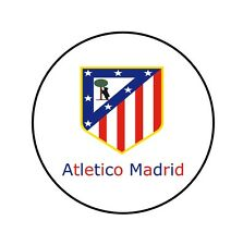 Parche imprimido /Iron on patch,Back patch,Espaldera /- Club Atlético de Madrid