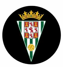 Parche imprimido /Iron on patch,Back patch,Espaldera /- Cordoba Club de Futbol