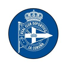 Parche imprimido /Iron on patch,Back patch,Espaldera /- Deportivo de La Coruña,A