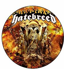 Parche imprimido /Iron on patch, Back patch, Espaldera / - Hatebreed, C