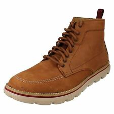 SKECHERS HERREN BRAUN WÜSTE/CHUKKASTIEFEL - ON THE GO - FRONTIER - CC