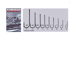 Kamasan B940 ABERDEEN MAR GANCHOS LOMBRICES, ANGUILA other CEBOS, 2x Packs