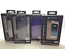 MOPHIE JUICE PACK AIR / JUCIE PACK HELIUM for IPHONE 5/5S / 5SE