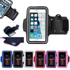 For iPhone 6S Plus Premium Running Jogging Sports Gym Armband Case Cover Holder