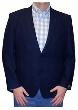 SCOTT Shetlands New Wool Blue Sports Jacket in Chest Size 40 to 60 Inches, S/R/L