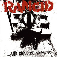 Parche imprimido /Iron on patch, Back patch, Espaldera / - Rancid