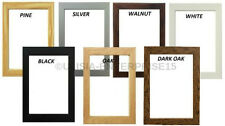 PICTURE FRAME POSTER SIZE FRAME PHOTO FRAMES ART FRAMES VARIOUS SIZES AVAILABLE