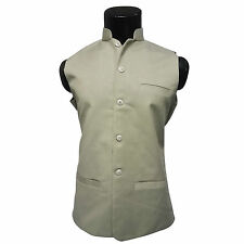 Mens Wear Nehru Jacket ,Party Wear, Sleeveless Jacket ,Jodhpuri Collar Jacket