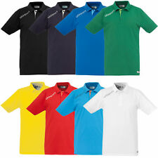 Uhlsport Essential Polo Shirt Fußball Herren/Kinder Poloshirt Trainingsshirt