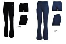 PANTALONI PANTAJAZZ DONNA ON133 SPORT FITNESS COTONE PALETSRA MADE IN ITALY