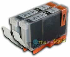 2 Compatible BCI-3-5-6 Non-oem Ink Cartridges for Canon -any Colour