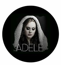 Parche imprimido /Iron on patch, Back patch, Espaldera / - Adele