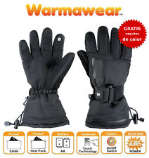 Guantes de Esquí Calefactables Dual Fuel & Burst Power Warmawear™